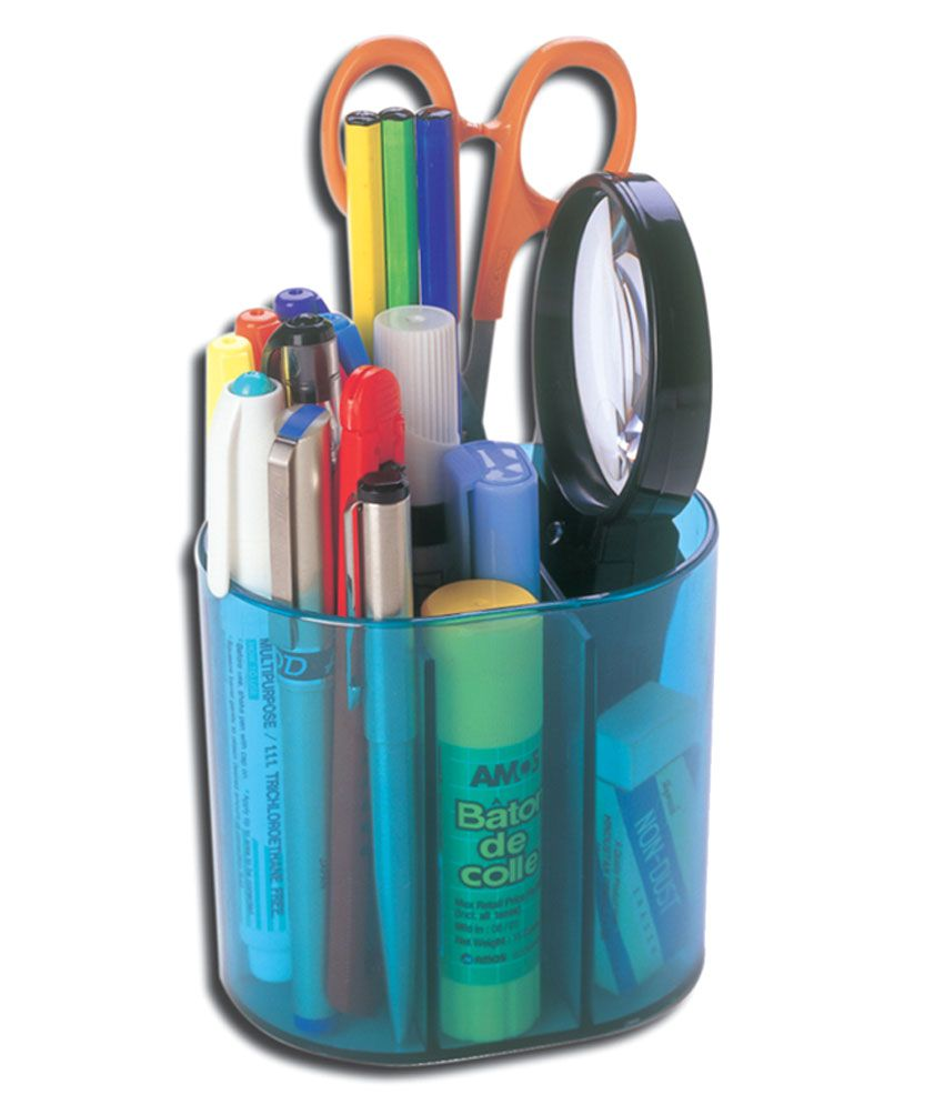 4decbf5f0b Solo Blue Pen Stand: Buy Online at Best Price in India - Snapdeal