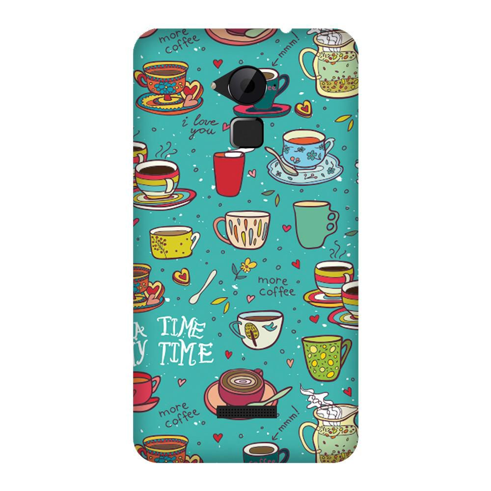 Coolpad Note 3 Printed Cover By Armourshield