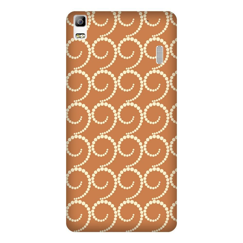 Lenovo K3 Note Printed Cover By Armourshield