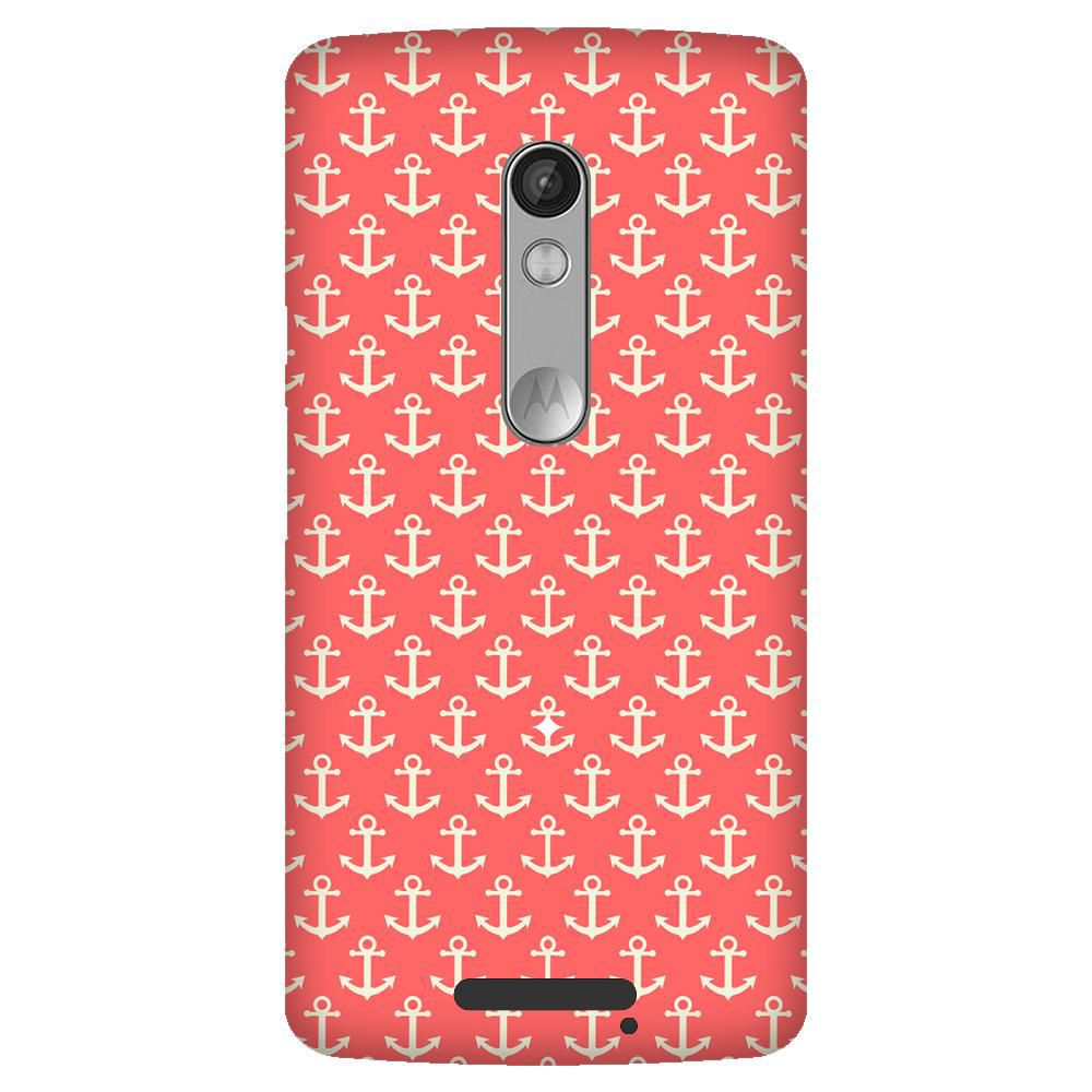 Moto X3 Printed Cover By Armourshield