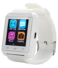 Pisces D540 Smart Watch - White