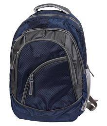 Fipple Navy School Bag
