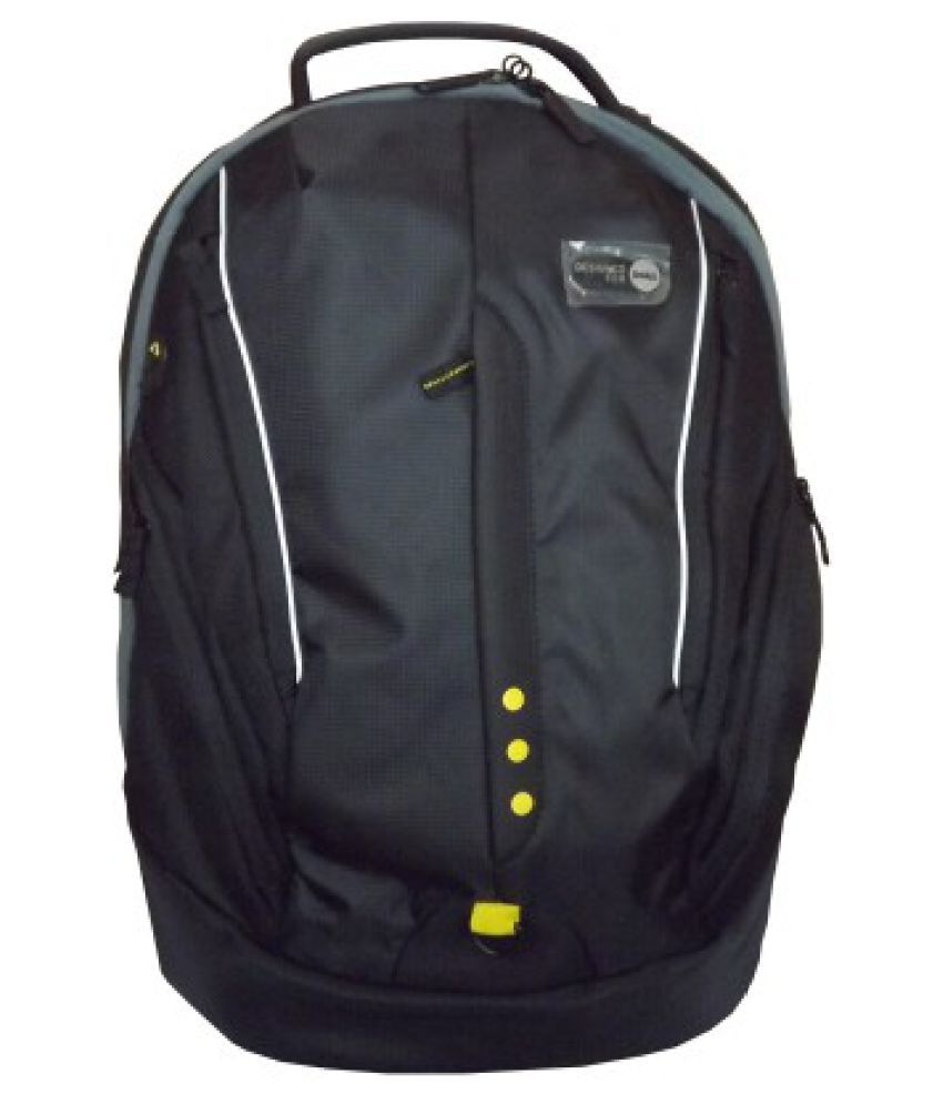Dell Black Solid Laptop Bags