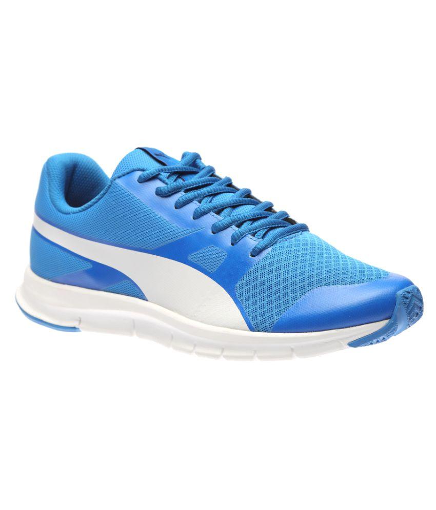 Puma Flexracer IDP H2T Blue Running Shoes