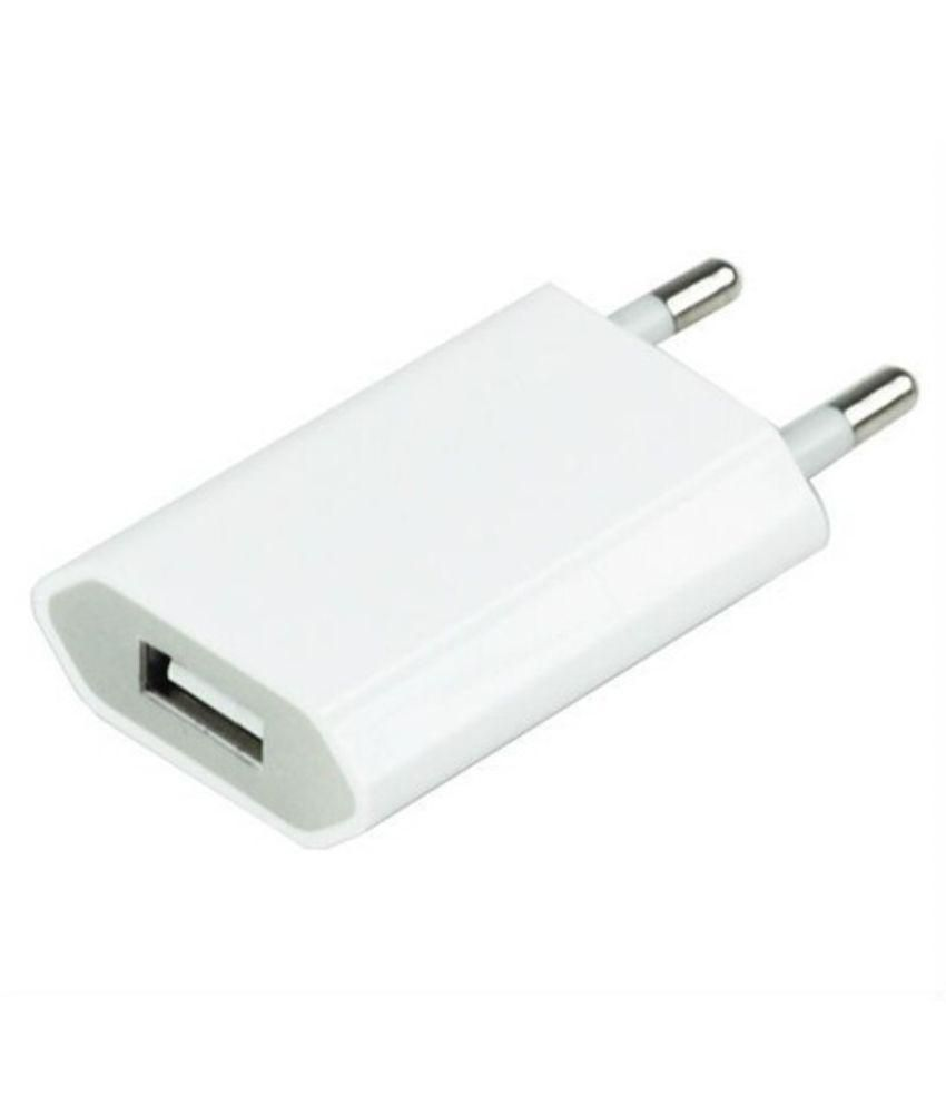 Apple MD813ZM/A Charger for iPhone 4, 4S, 5, 5c, 5s, 6 & 6s Mobiles - Chargers Online at Low ...