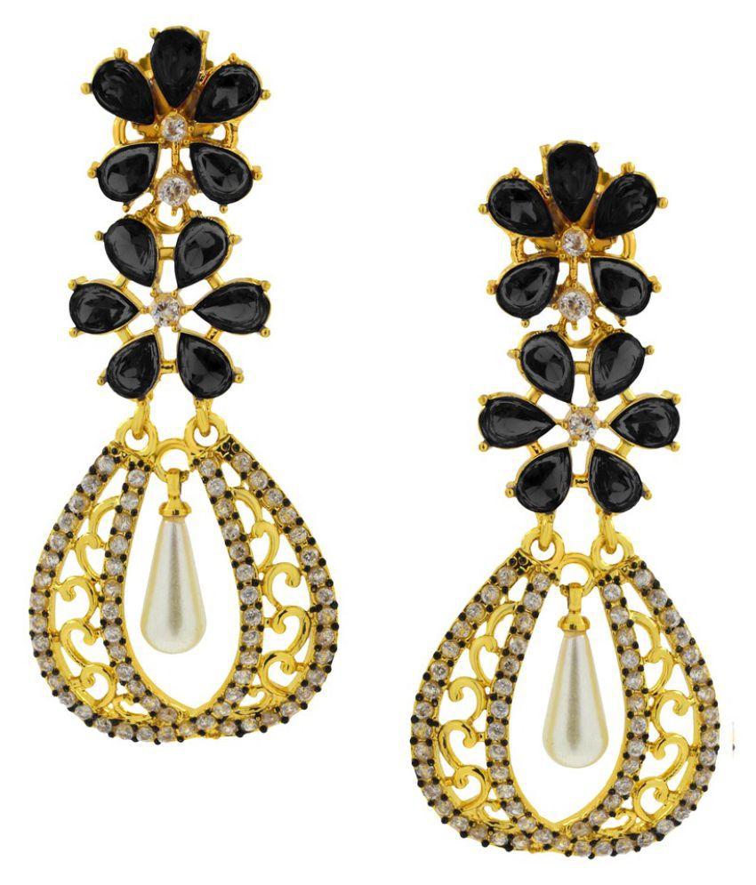 The Jewelbox Multicolour Designer Earring