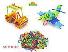 Stick Puzzle ideal activity challenge for Children 3 580 pcs of building blocks an educational game