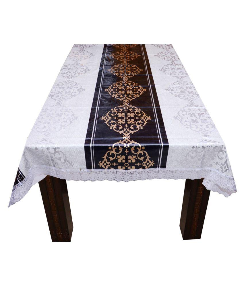 Decor Club 4 Seater PVC Single Table Covers
