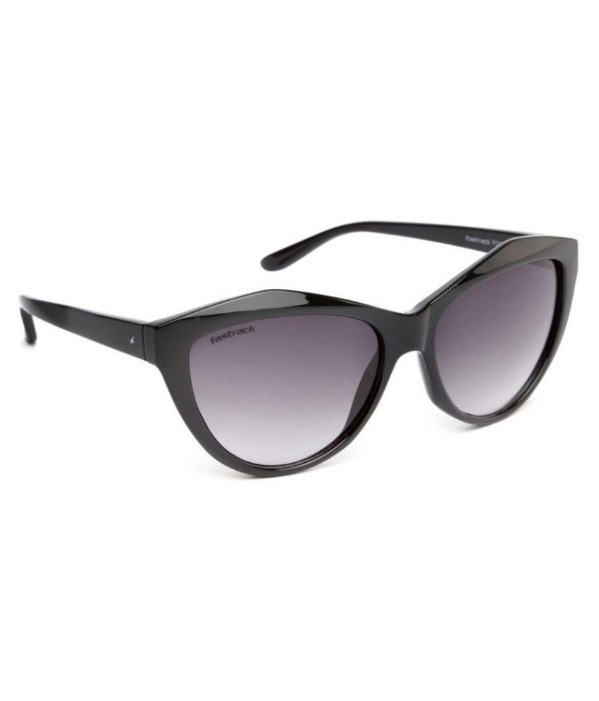 976aed360f Fastrack Purple Cat Eye Sunglasses ( P336SL2 ) - Buy Fastrack Purple Cat  Eye Sunglasses ( P336SL2 ) Online at Low Price - Snapdeal