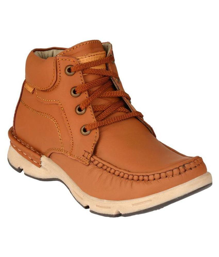 Bgv Brown Party Boot