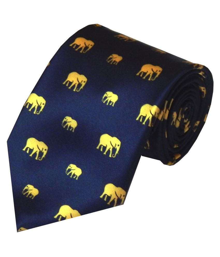 Navaksha Blue Party Necktie