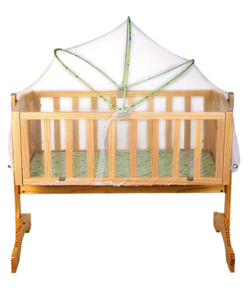 Mee Mee Baby Cradle (Green)