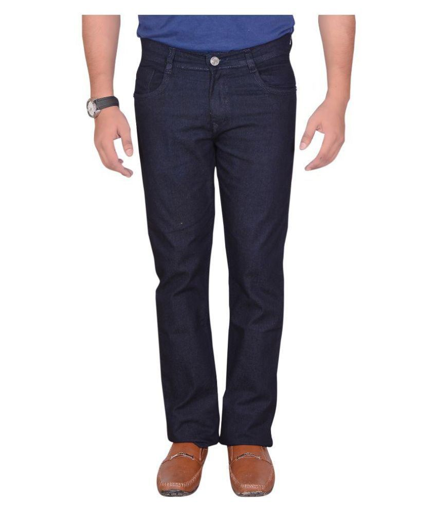 Montare Blue Relaxed Washed