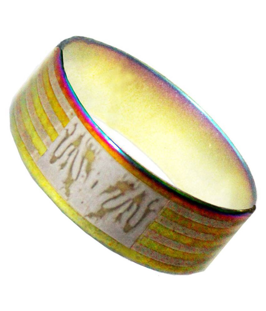 Mens Jewell Multicolour Ring