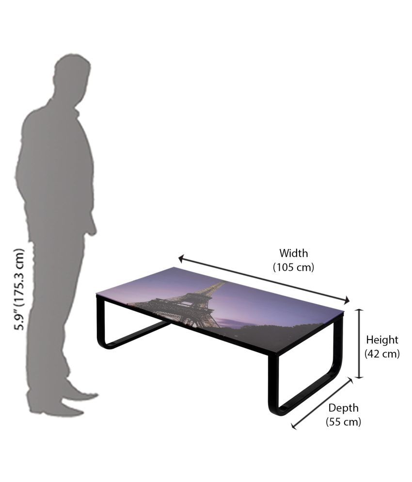 Nilkamal Paris Center Table