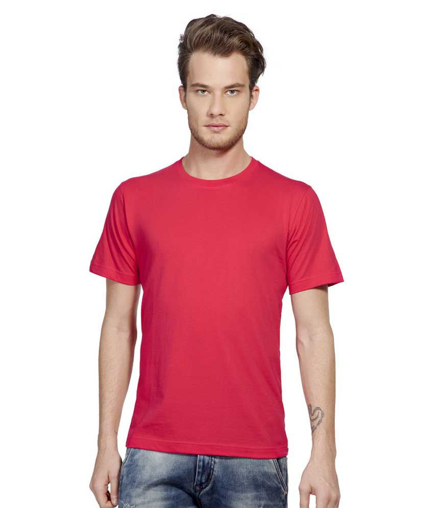 Clifton Pink Round T-Shirt