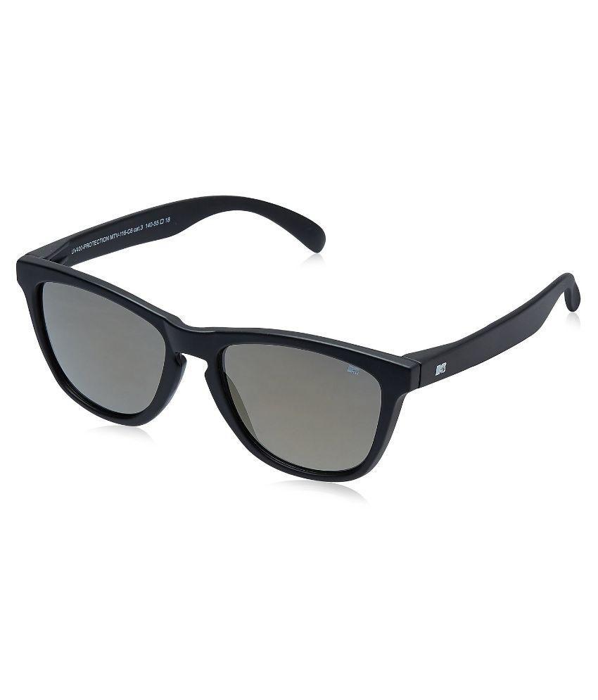 Mtv Black Wayfarer Sunglasses