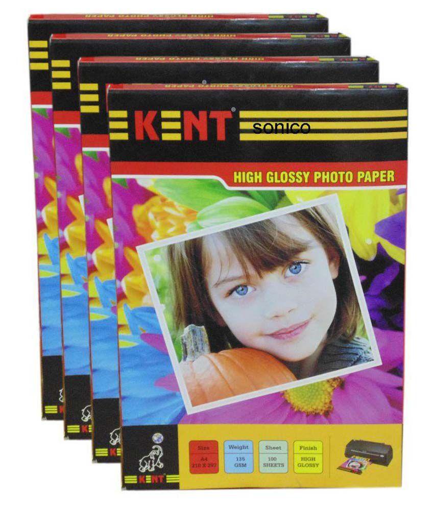 Kent Photo Paper