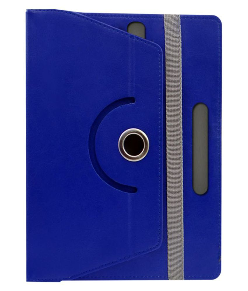 huge discount 9ac0f 3c606 Samsung Galaxy J Max Flip Cover By Colorkart Blue