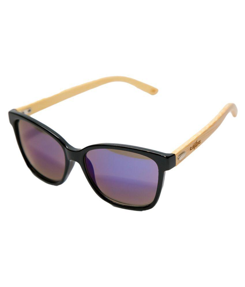 The Tribe Purple Square Sunglasses ( )