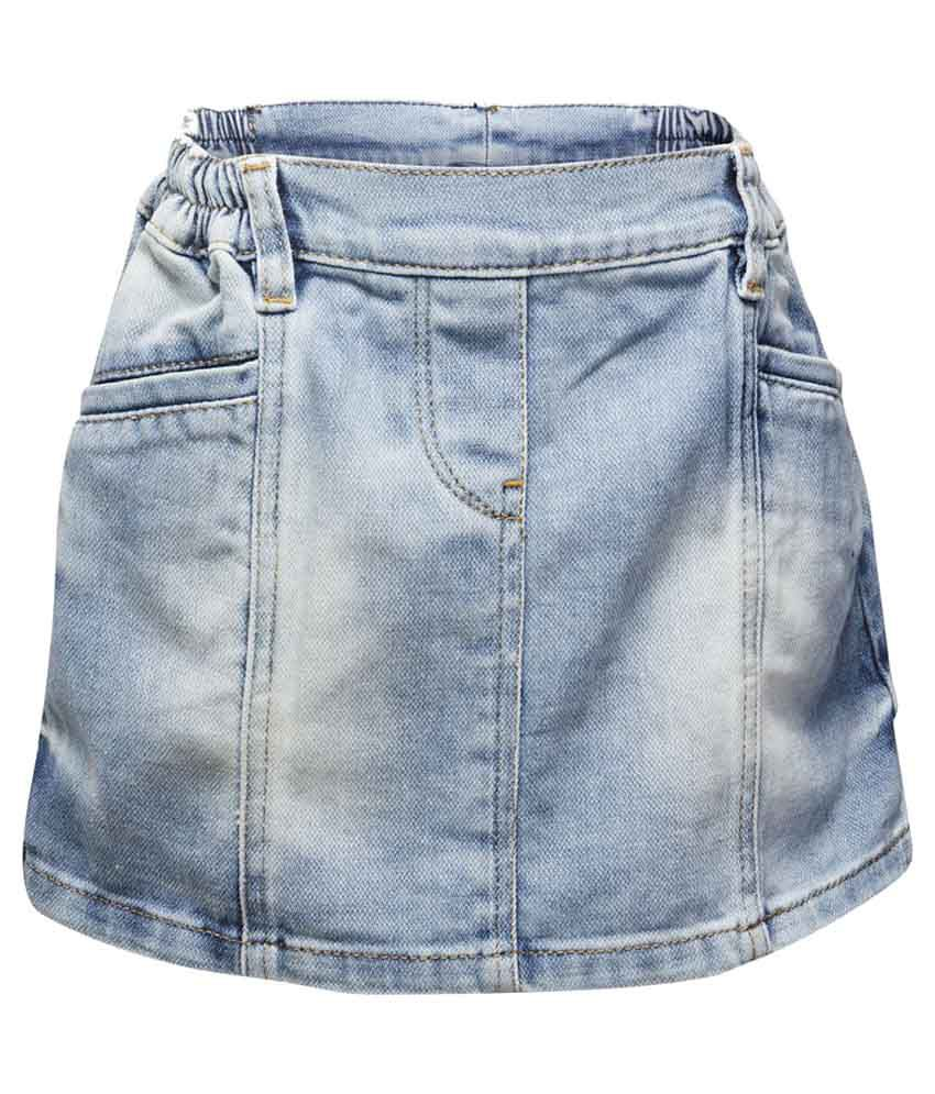 Western Basics Blue Short