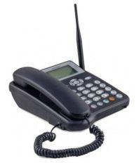Huawei Huawei GSM SIM card based Wireless Phone ETS5623 Wireless GSM Landline Phone ( Black )