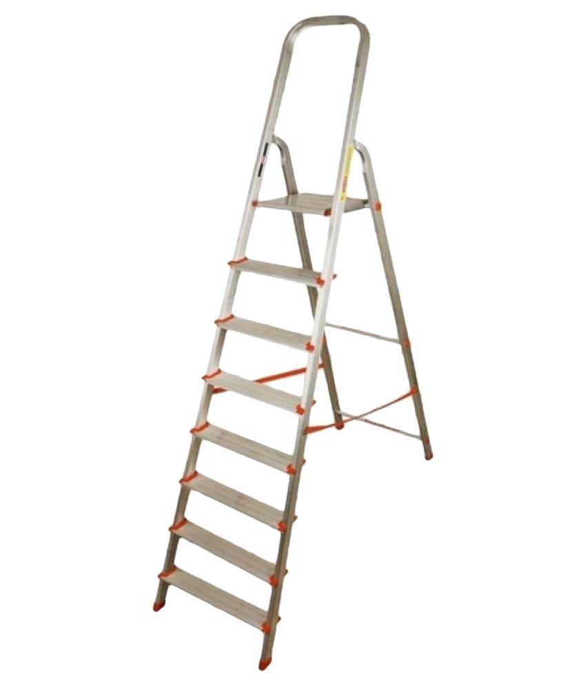 SGS Aluminium 5 Step Ladder + Platform: Buy SGS Aluminium