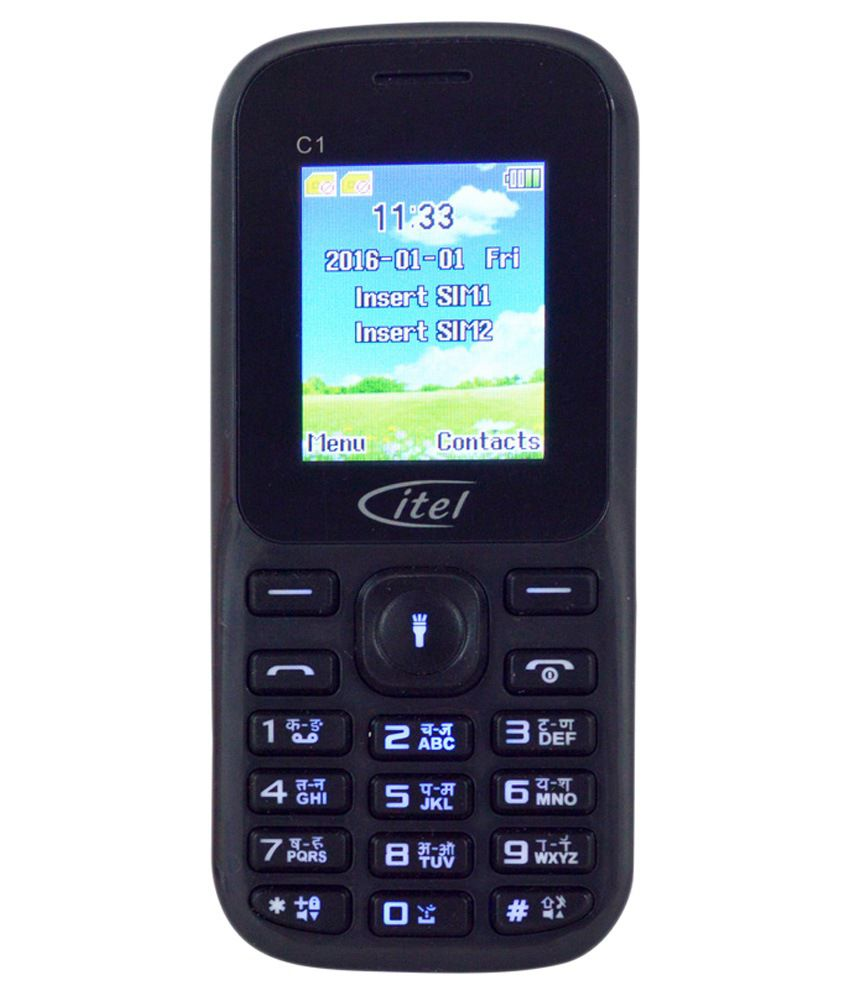 Citel C1 4GB and Below Black