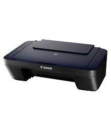 Canon Pixma 3070s Multi Function Colored Inkjet Printer