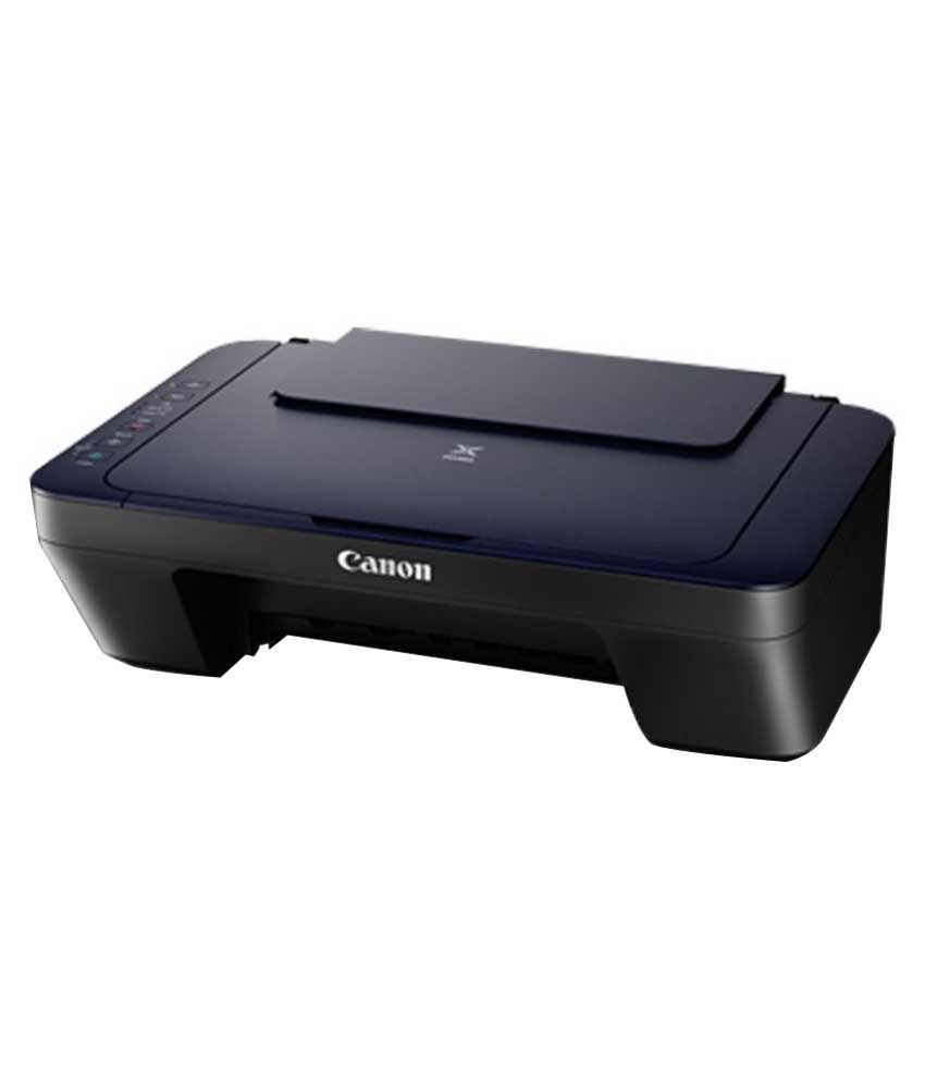 how to change printer from offline to online canon
