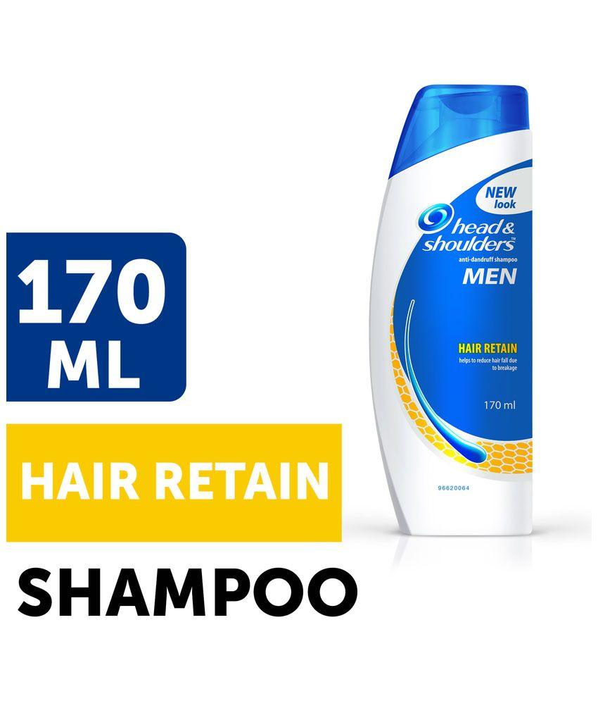 Head & Shoulders Shampoo For Men Hair Retain 170ml