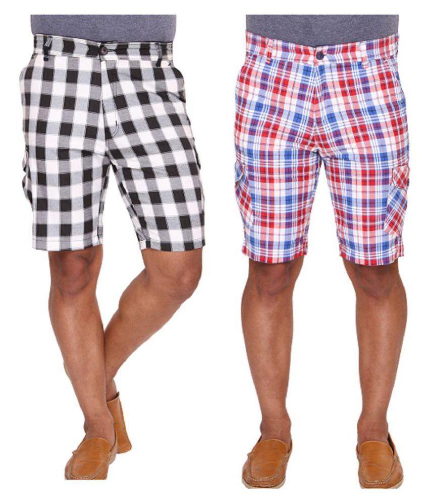 Ramarrow Multi Shorts