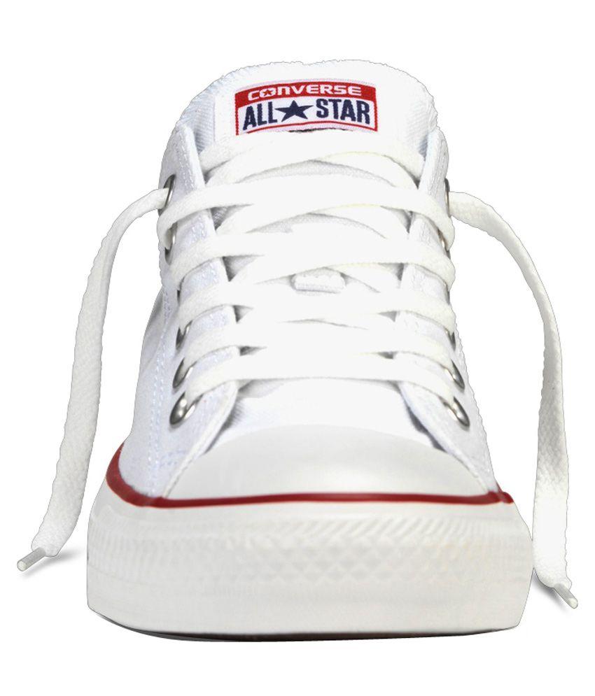 7a3f7344fb3c Converse White Sneaker Shoes - Buy Converse White Sneaker Shoes ...
