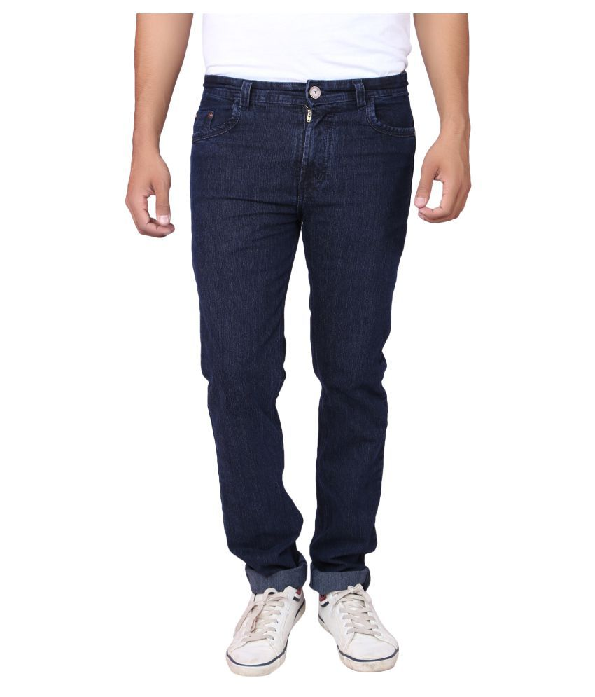 X20 Jeans Blue Relaxed Solid