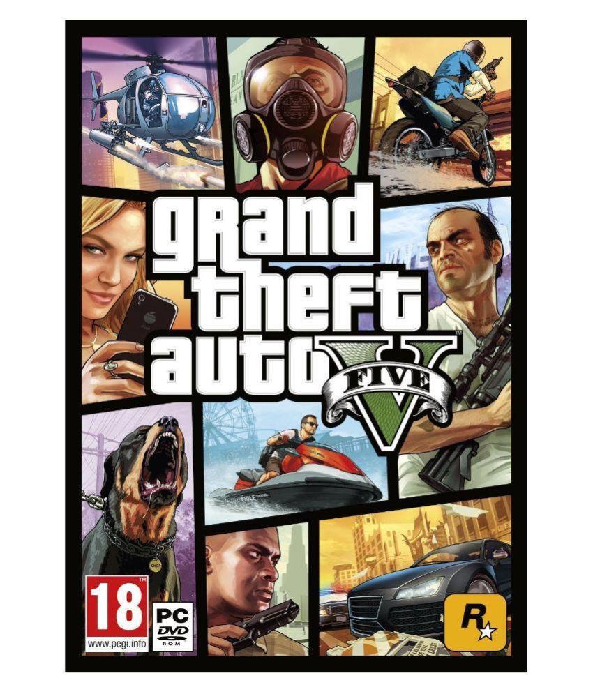 Grand Theft Auto V ( PC Game )
