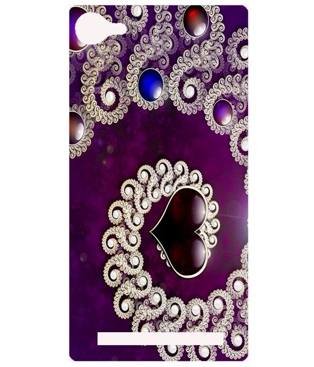 size 40 a7955 2afd2 Lava X17 4G Printed Cover By BuyFeb