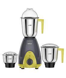 Havells Sprint 500W 3-Jar Mixer Grinder (grey)