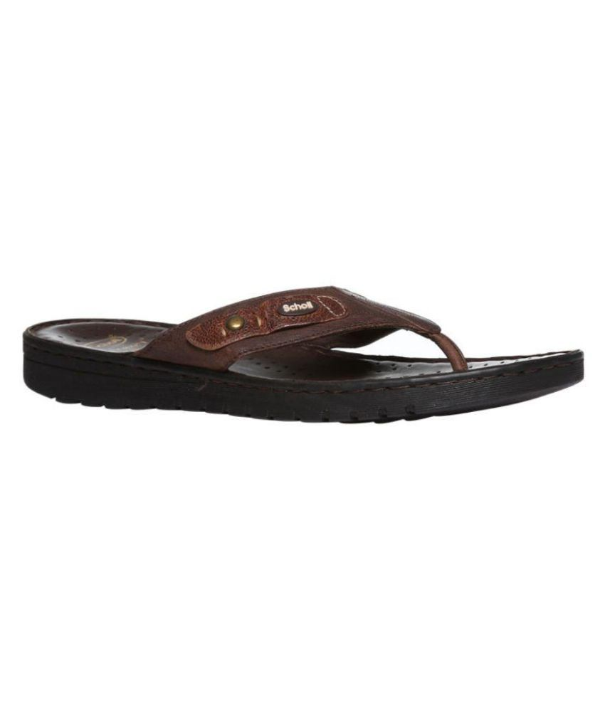 DrScholls Brown Leather Art DRS8744896BROWN
