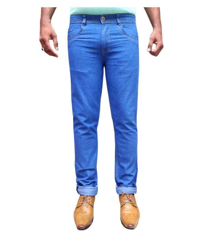 WP Blue Slim Solid