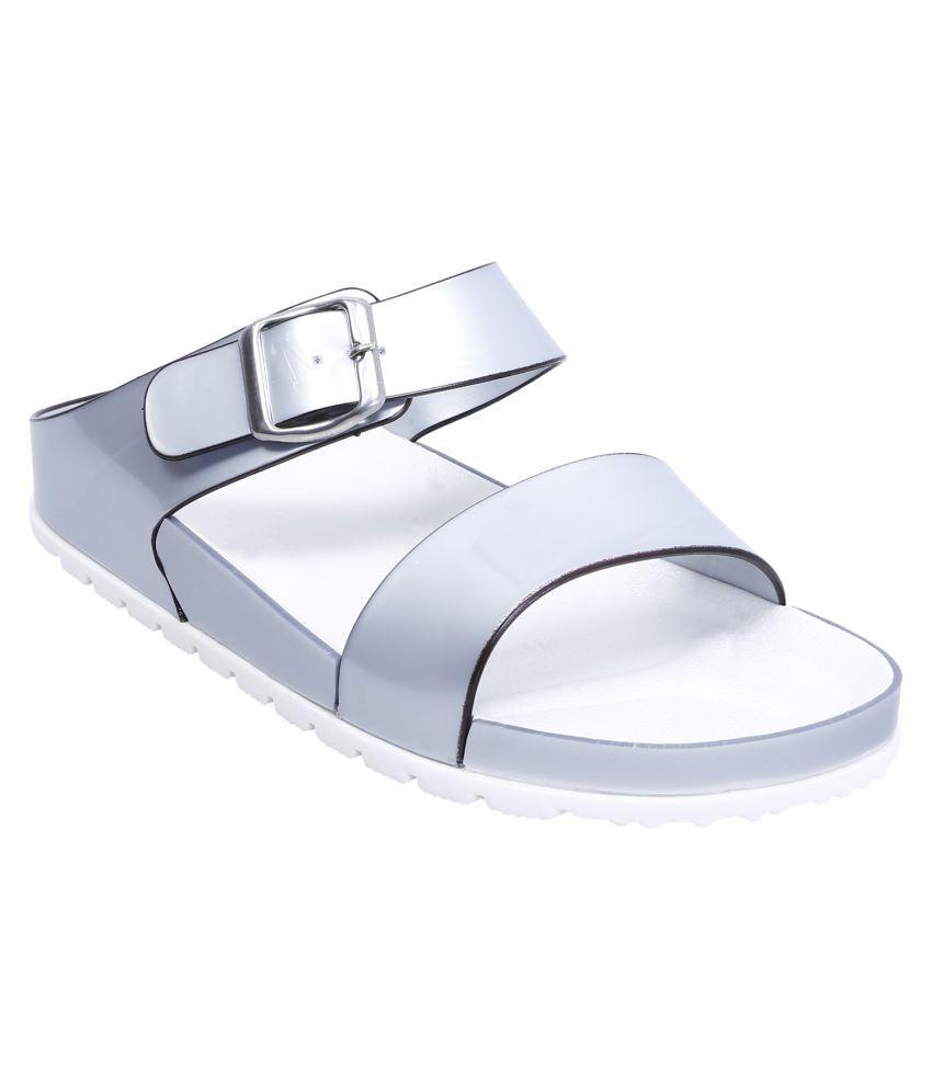 Flipside Silver Wedges Heels largest supplier sale online free shipping pick a best Pugbb27k