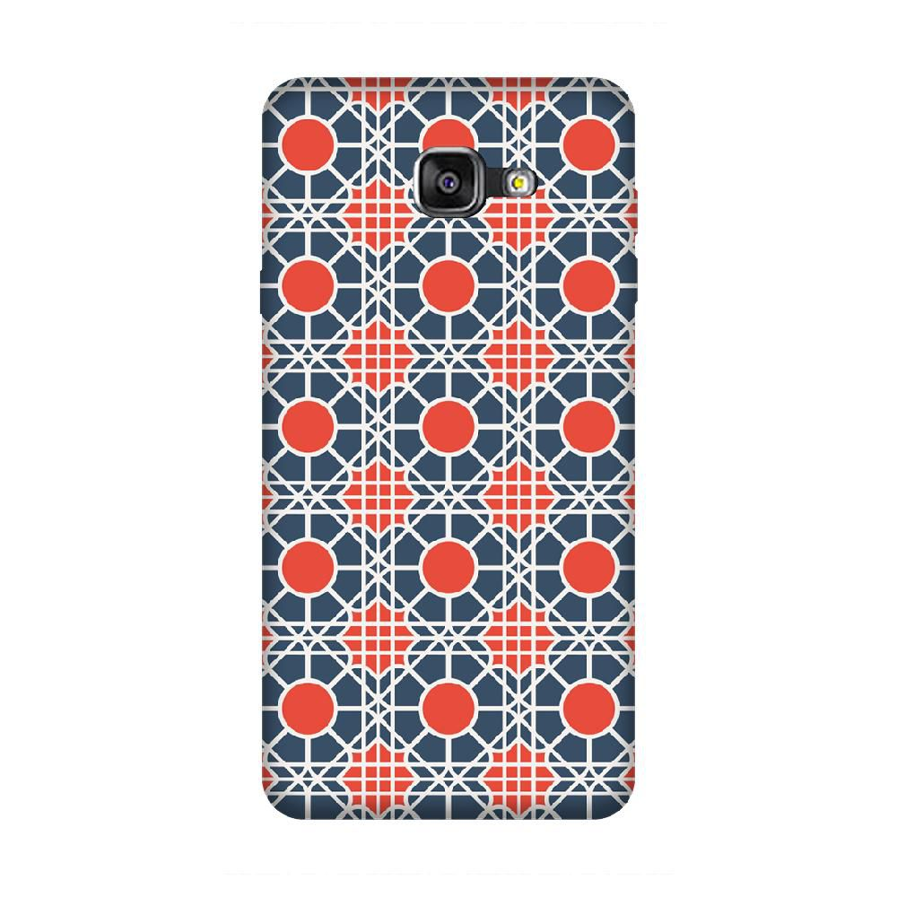 Samsung Galaxy A7 2016 Printed Cover By Armourshield