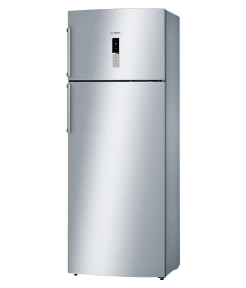 bosch 454 ltr kdn53xi30i double door refrigerator chrome inox price rh snapdeal com