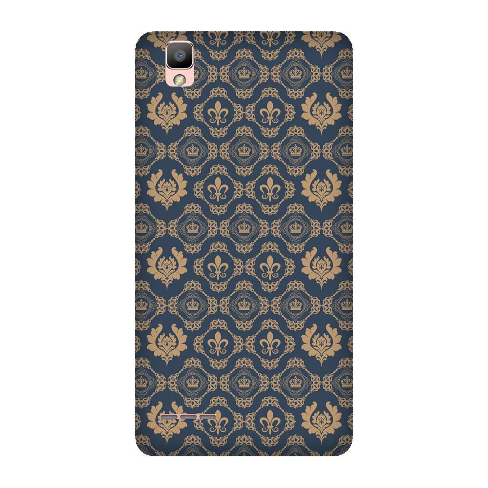 Oppo F1 Printed Cover By Armourshield
