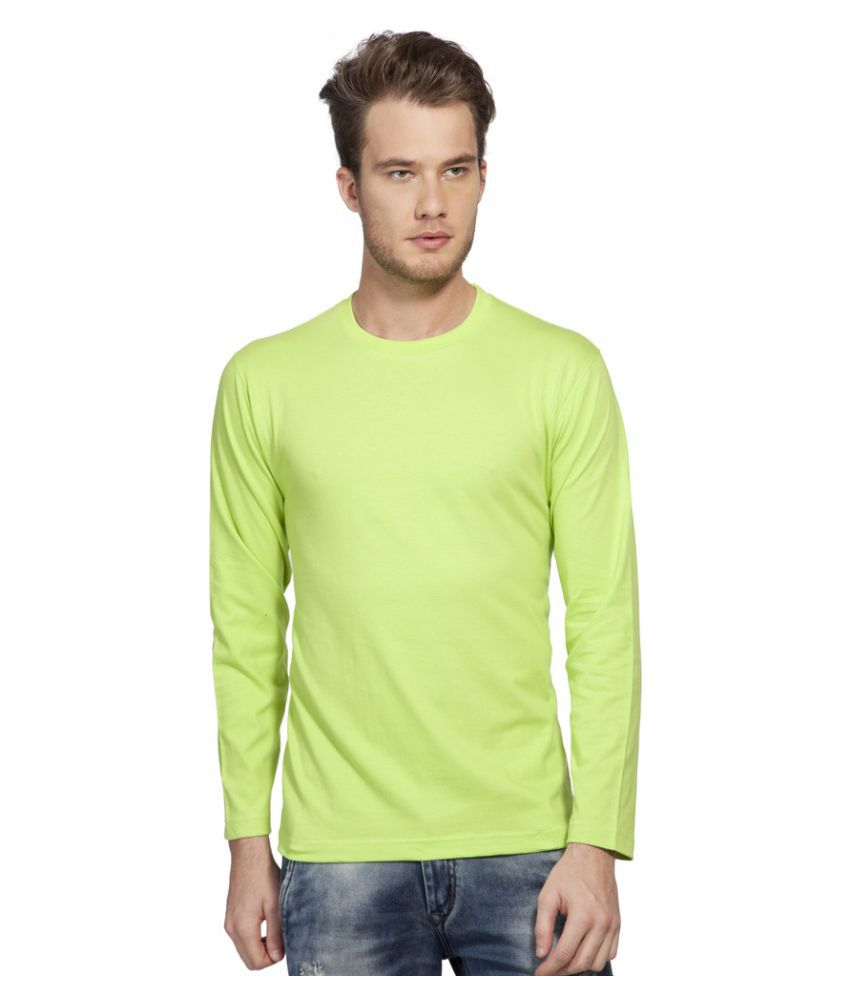 Clifton Green Round T-Shirt