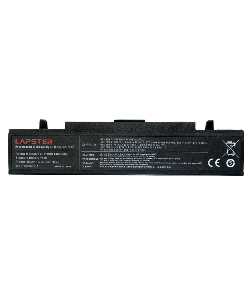 Lapster Laptop battery Compatible For Samsung R418 R420 R470 R425 R466 R580