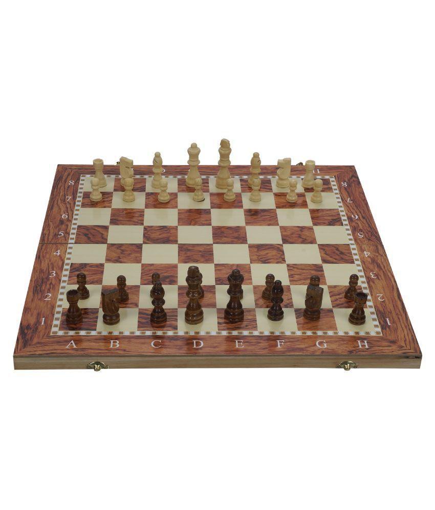 Dezire Wooden Chess Board
