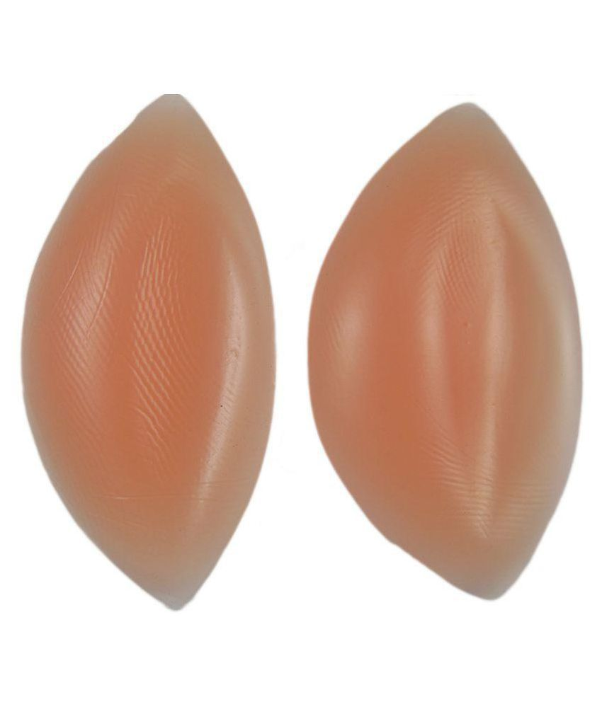 Sizzle N Shine Peach Silicone Bra Pad - Pack of 2