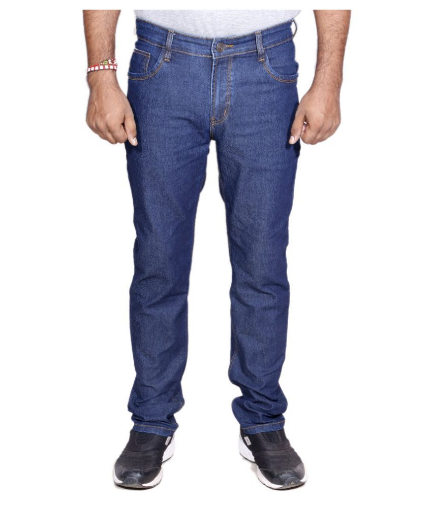 Tullis Jeans Blue Relaxed Basic