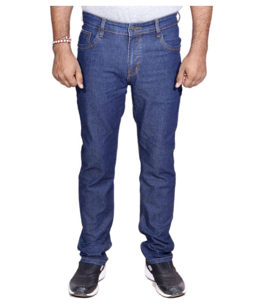 Tullis Jeans Blue Relaxed Basic