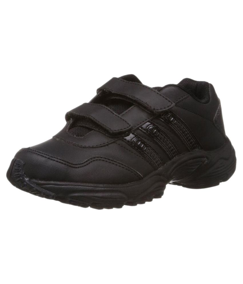 Adidas Black Sports Shoes For Girls